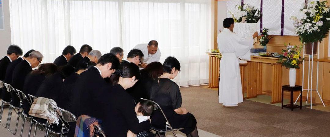 – Culto de Aniversário de Falecimento do filho de Meishu-Sama –