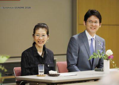 長野市でおひかり拝受式と信徒の集いを開催