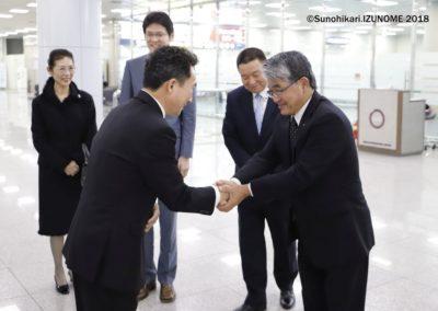 韓国本部30周年記念信徒大会 ー教主様ご巡教ー 11月1日