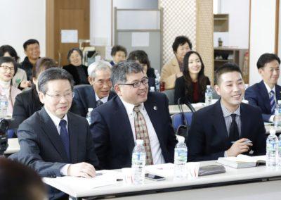 韓国本部30周年記念信徒大会 ー教主様ご巡教ー 11月2日