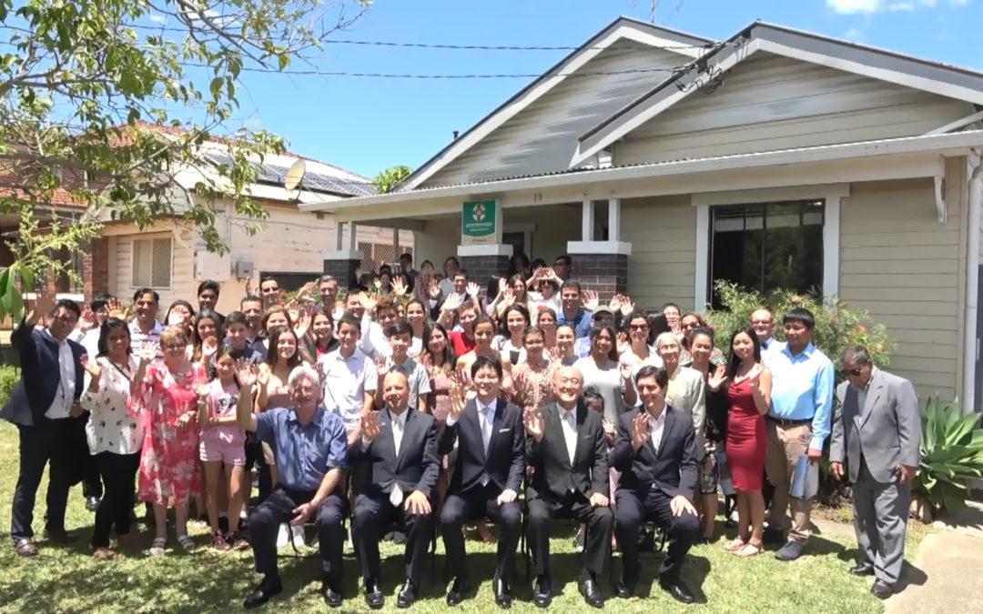 Masaaki-sama's Visit to Australia, Part Two