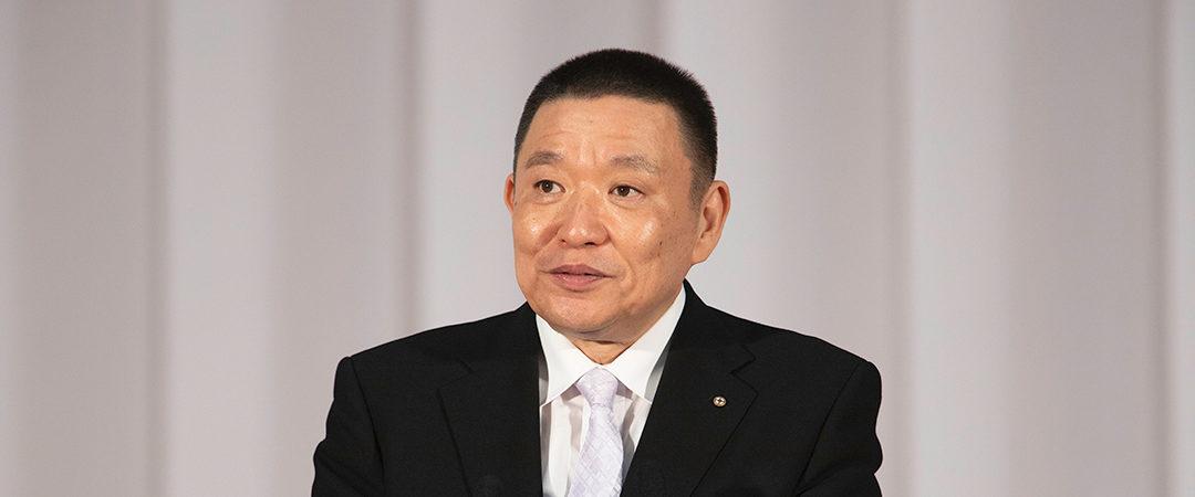 2019.6.15 地上天国祭 成井理事長挨拶