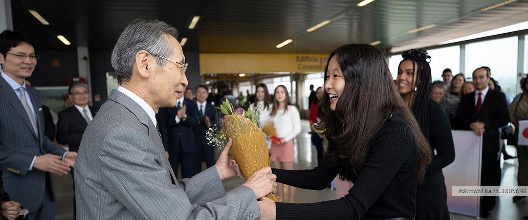 Kyoshu-sama's First Missionary Visit to Brazil's Igreja Mundial do Messias – Part One