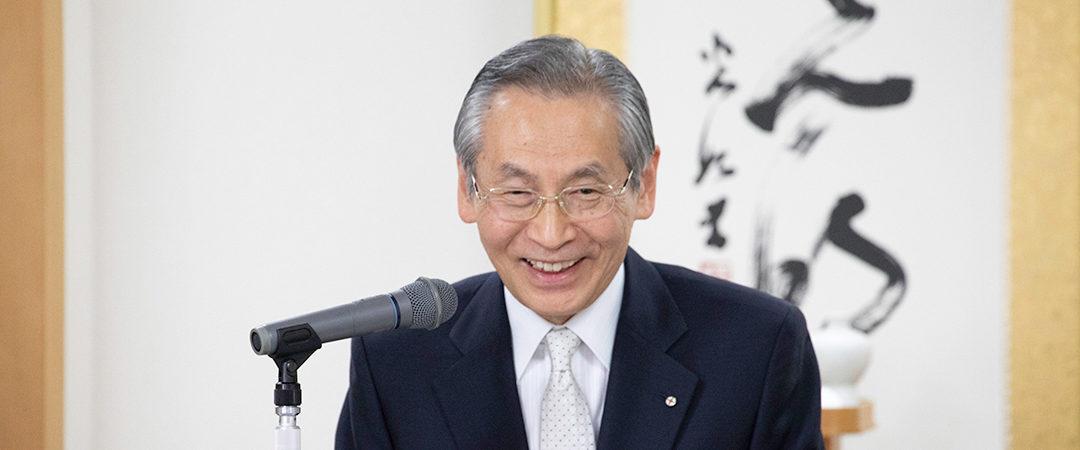 どこまでも教主様と一つ心に 北海道信徒の集い
