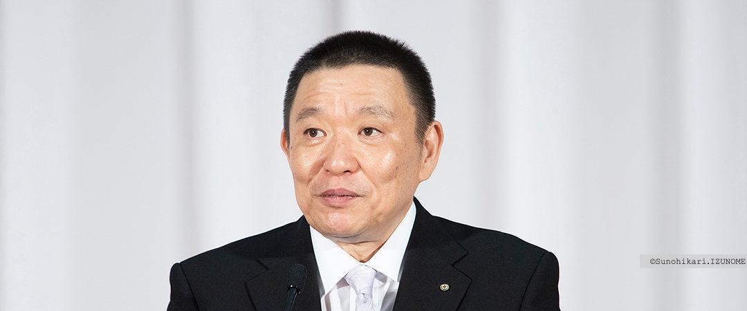 Saudação do Rev. Keiichiro Narii – Culto às Almas dos Antepassados de 2019