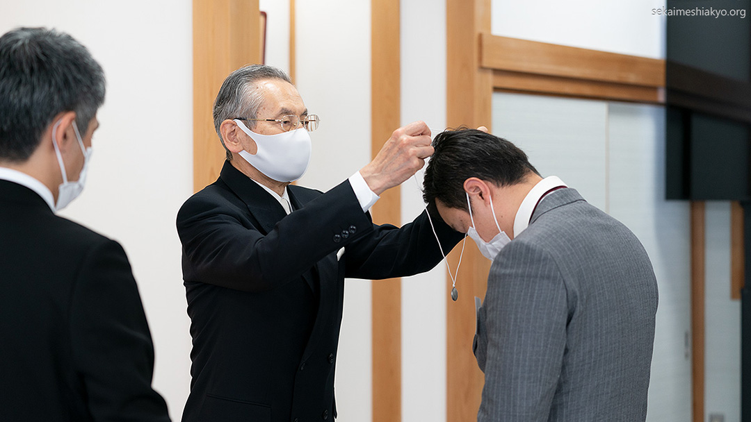 Profession Ceremony in Osaka